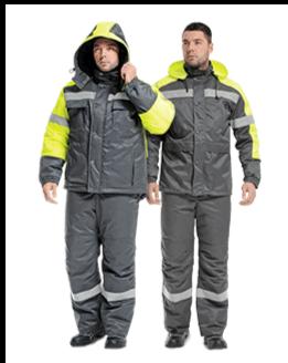 Одежда для защиты от воздействий цепной пыли